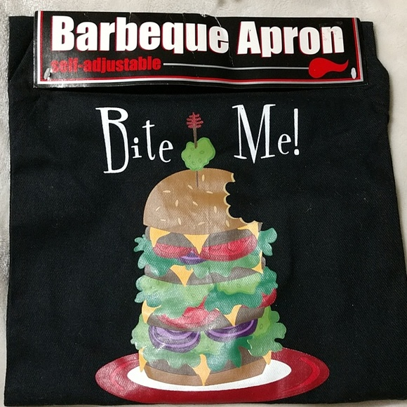 ritz Other - BBQ apron NWT